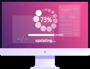 WordPress Update Notifyer